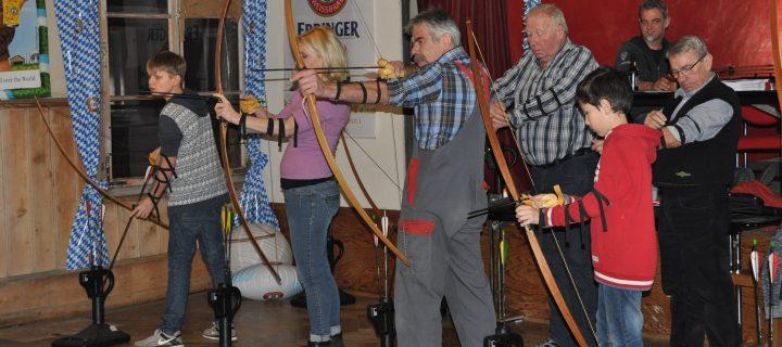 Die Bogenfreunde Abtwil in Auw