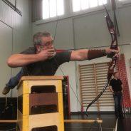 Impressionen aus dem Training der Bogenfreunde Abtwil